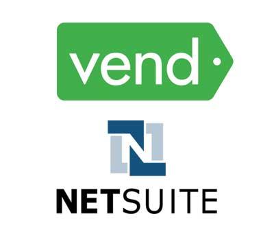 Vend NetSuite POS Integration